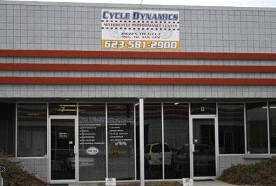 Motorcycle Repair Shop in Phoenix